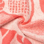 Towel OEM Private Label Customized Jacquard Woven 100% Terry Cotton Hand Towel