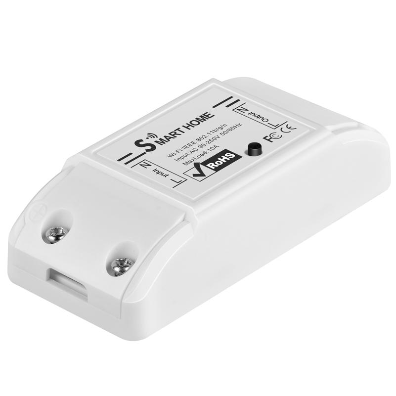 OEM akıllı tasarrufu 220V ab abd İngiltere elektrik kablosuz uzaktan kumanda akıllı Wifi SU ISITICI duvar işık güç anahtarı