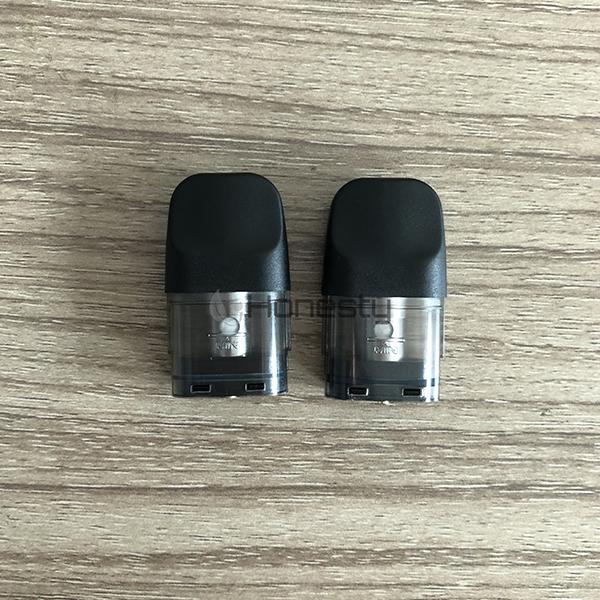 Nuovo pod sistema di kit vape 520mAh cbd olio serbatoio vaporizzatore cartuccia di caliburn compatibile vape mod baccelli di ricarica ecig olio penna