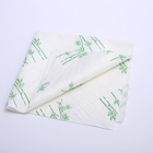 Eco-friendly bamboo nonwoven cleaning cloth