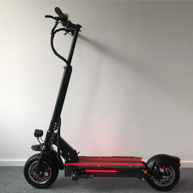 2019 Weisite CE 2000W dual Motor Adult Light weight Folding powerful Electric Scooter