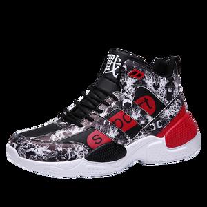 2019 Hot Selling Casual Shoes Men black  Sneakers  Walking Footwear Breathable Mesh Sneakers Men Shoes