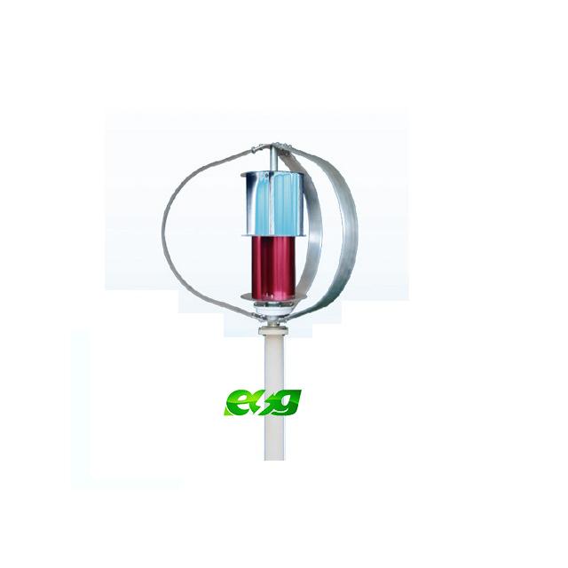 ESG 100w 200w 300w 500w horizontal or vertical axis wind turbine