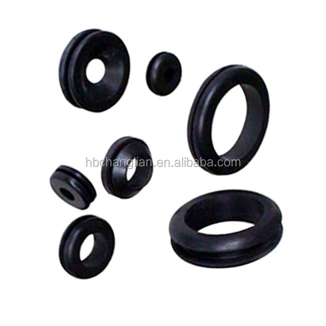 round flat EPDM rubber gasket