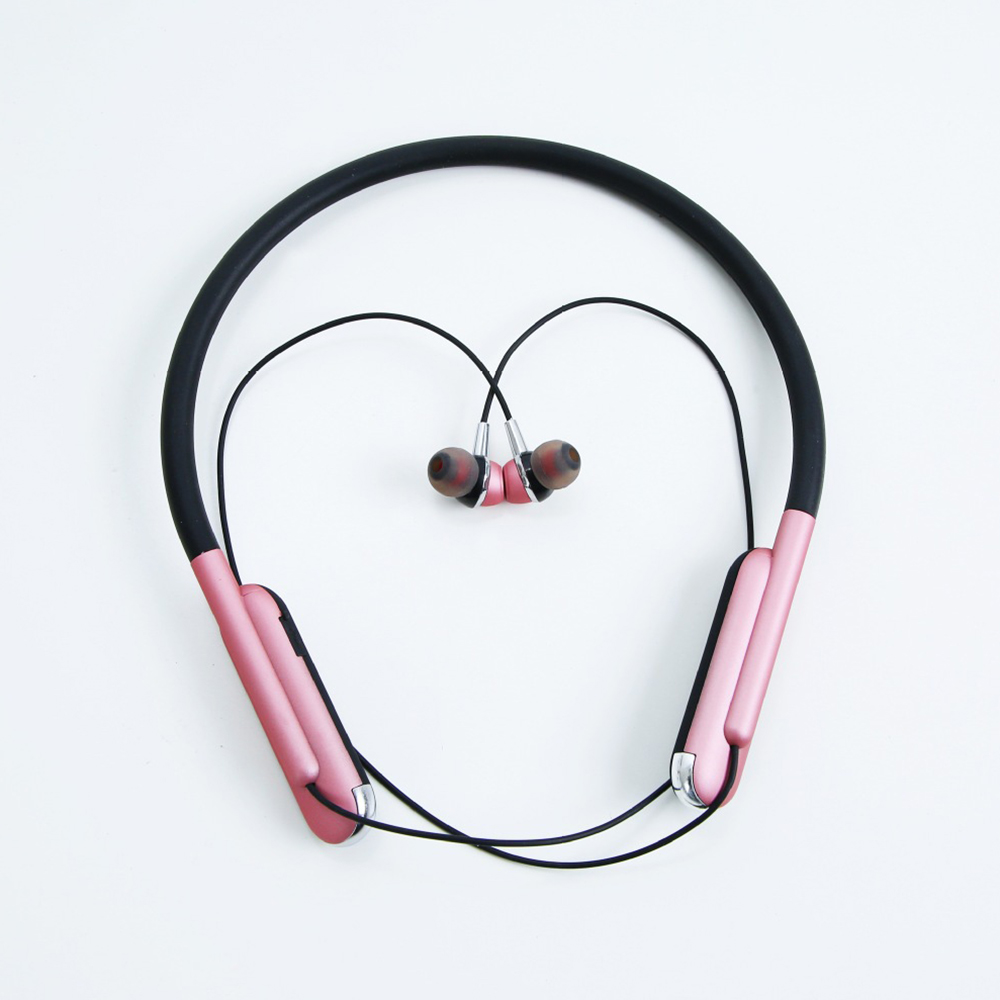 2019 Amazon hot selling Wireless sport headphones neckband Anti-off Design wireless motion headset boat headphones BT2105