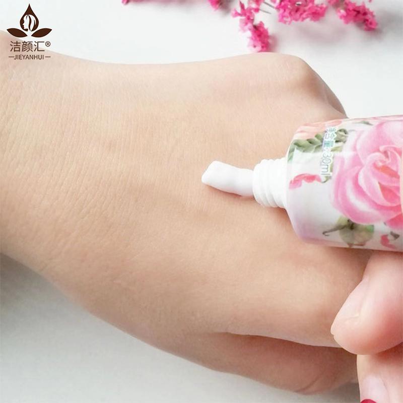 Low price OEM Rose hand cream & lotion private label
