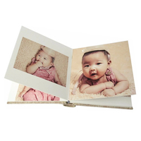 Customized coloring bulk offset professional hardcover album/photo book printing