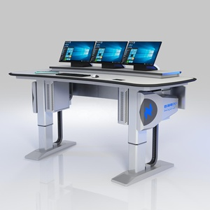 Control Room Console for broadcasting and video,control room furniture