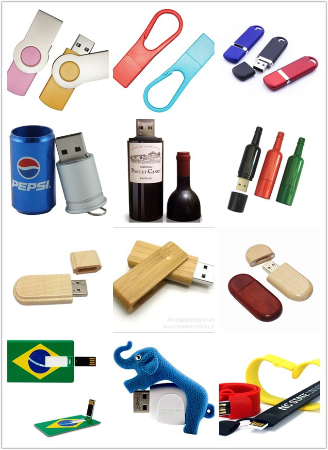 PVC fruit shape usb flash drive bulk with cheap factory price for Christmas gift