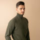 Pullover Men Long Sleeves Knitted Men Wool Winter Cashmere Sweater