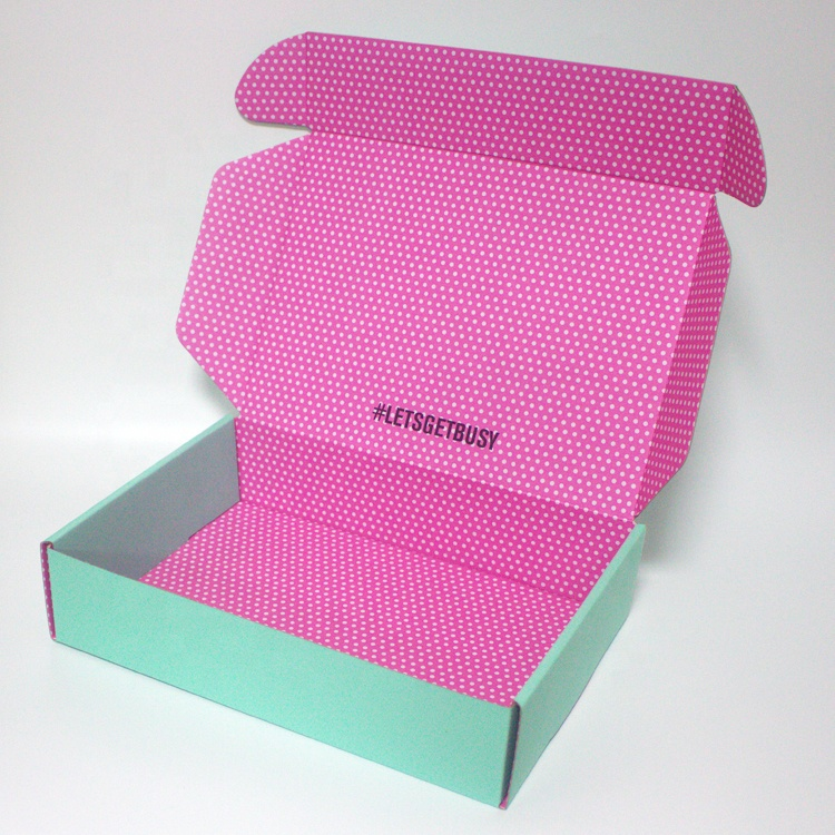Mailer Box Manufacture Customized Colored Mailer Boxes With Custom Logo Printed, Durable Apparel Packaging Boxes For Hat