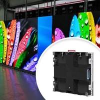 Hd Small Pixel P1.839 Fixed Led Advertising Screen For Traffic Center