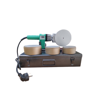 20mm to 110mm Butt Welding Machine Socket Fusion Heating Machine Hot Melt PPR Pipe Heat Fusion Welding Machine Plastic welders