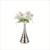 Big Size Good Looking Bamboo Style metal vase