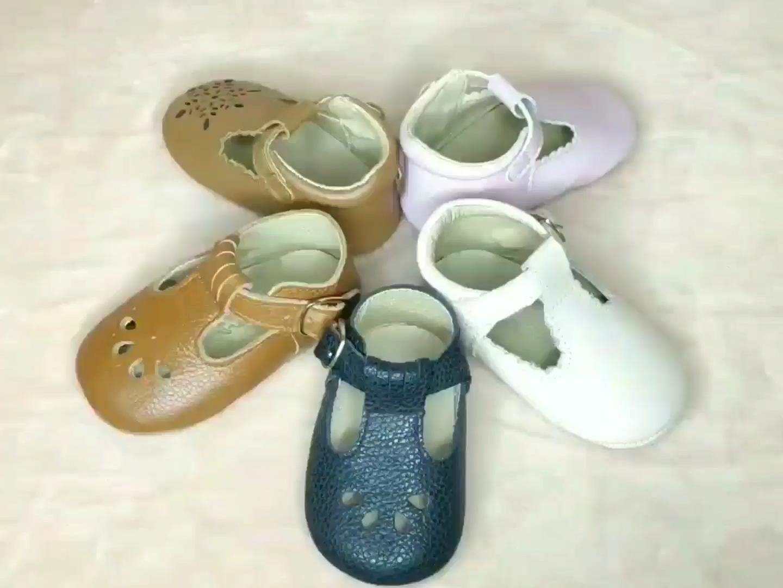 Бесплатный образец, ограниченное время, мягкая подошва, кожаная детская обувь, Шэньчжэнь, заводская цена, детская обувь под платье