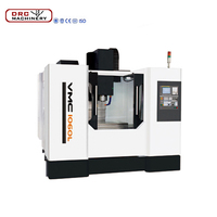 Cheap VMC CNC Vertical Machining Center Mini VMC1060 Metal CNC 3axis 4axis milling machine