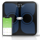 Us Free Shipping Bluetooth Body Fat Weight Electronic Weighting Digital Scale
