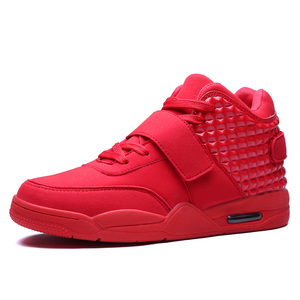 2019 New Basketball Shoes High-Top Sports Shoes Men's Air Fashion Sneakers For Men