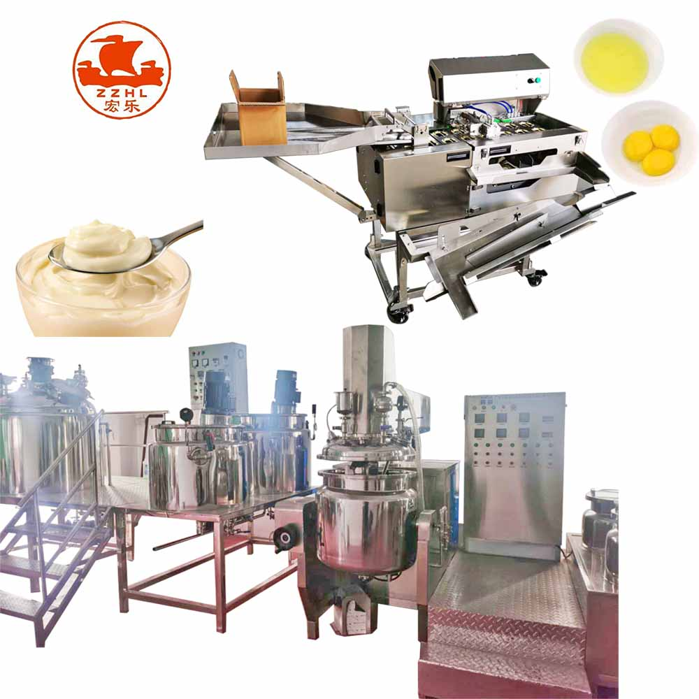 Mayonaise Making Machine,Mixing Machine,Emulsifier Homogenizer