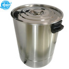 Commercial Large Hot Water Urn with Non-drip Plastic Tap Restaurant Catering Boiler