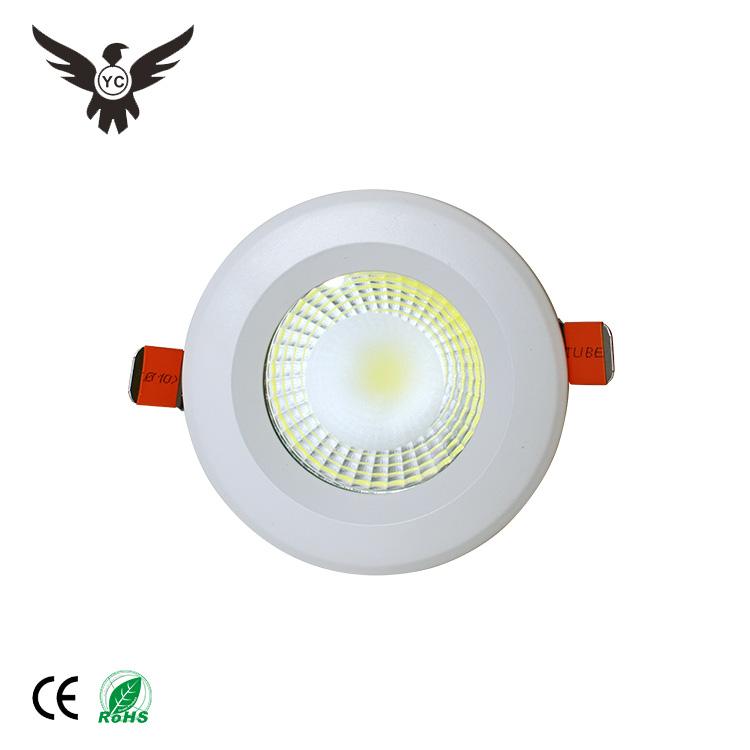 Hot Sale Ip44 Recessed Mounted USA LED Spotlight Ceiling 7w 9w 12w 15w 18w 24w 30w COB Spot Light