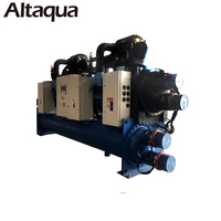 Altaqua 85 ton air cooled absorption evaporative cooling water chiller
