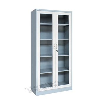 Kd Freestanding Larder Cupboard/glass Display Kitchen Pantry Cabinet  Cupboard Design With Five Adjustable Shelves For Dubai - Buy Kd  Freestanding ...