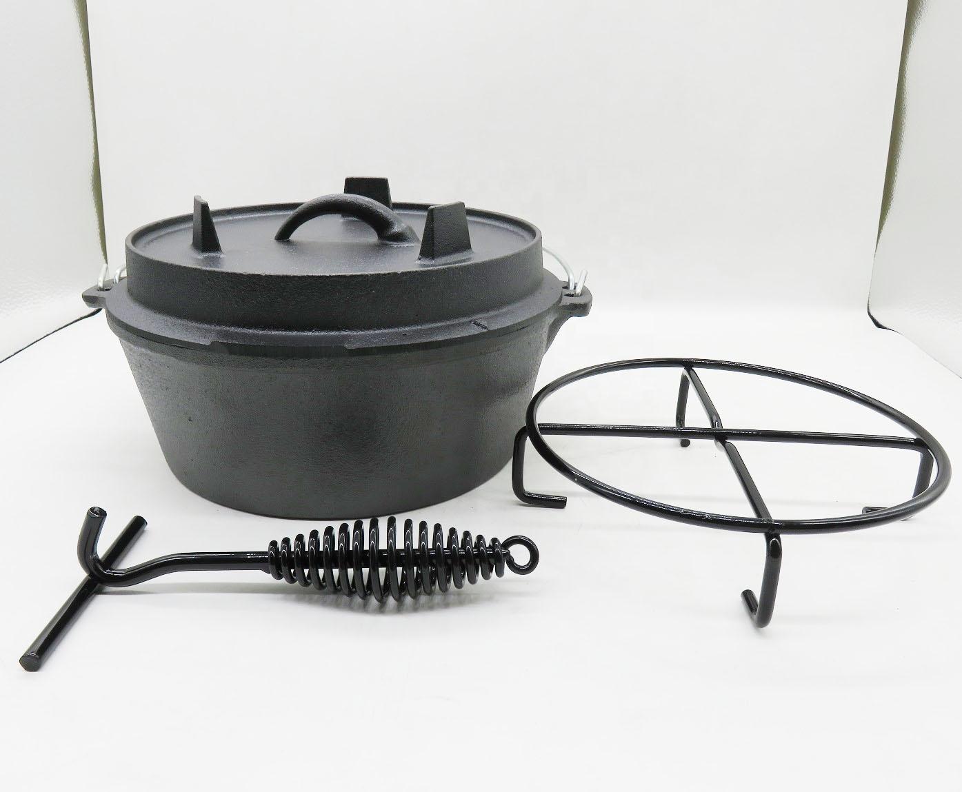 Cast iron dutch oven same as Petromax