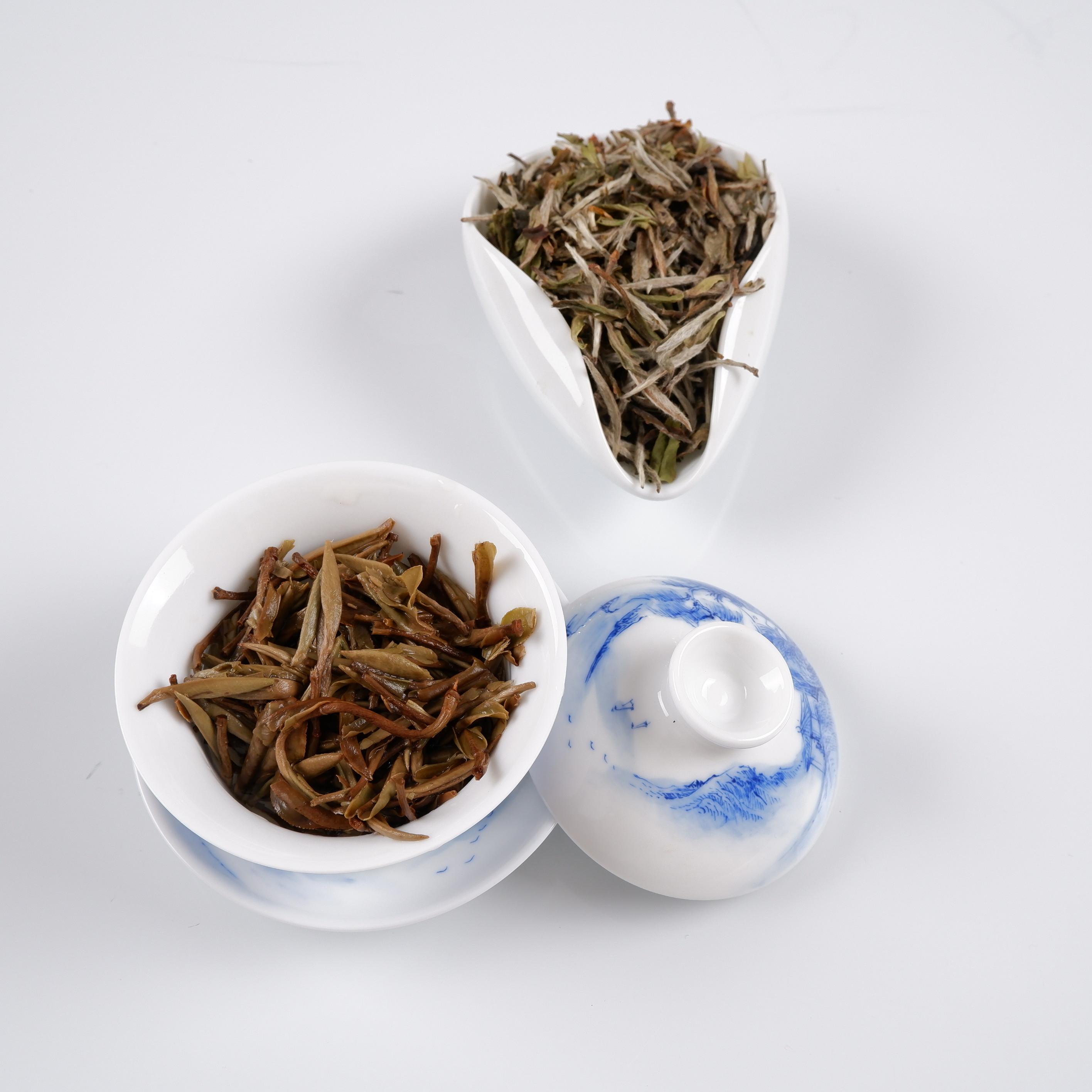 Chinese Aged 2015 White Tea Cake Baimudan Tea Cake - 4uTea | 4uTea.com