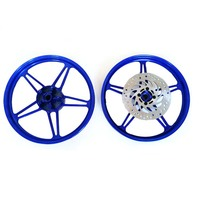 Best Y15 motorcycle rims 17 inch motorcycle aluminum alloy wheel