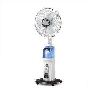 Rechargeable mist fan 16 inch