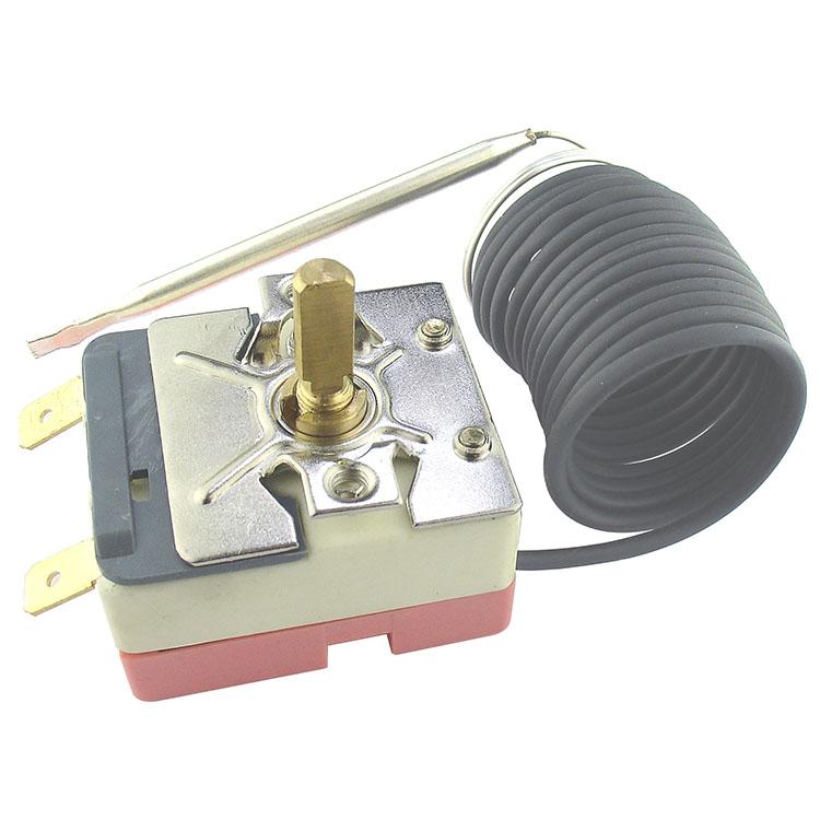 Capillary thermostat, water heater capillary thermostat, oven capillary thermostat