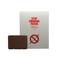 Brand Anti Smoke Patch 30 Pieces/Box Smoking Cessation Pad 100% Natural Herbal Stop Smoking Patch Health Therapy