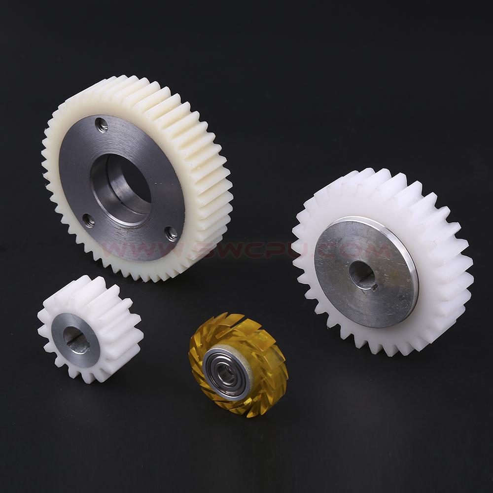 Custom Factory Price Plastic worm gear