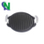 cast iron camping cookware bbq round flat griddle outdoor