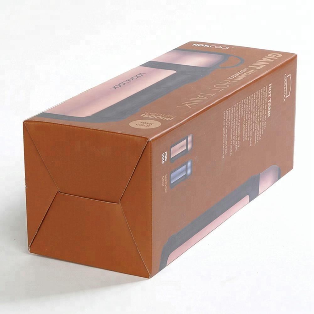 Two Mugs Paper Cardboard Display Packaging Box