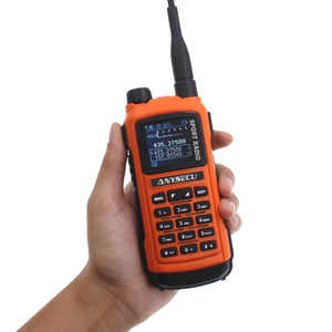 Professional Sports Radio Dual Band walkie talkie AC-580-B Two Way walkie talkie