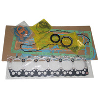 Genuine Parts CAT 3406 Cylinder Head Full Gasket Set Engine Used for Excavator