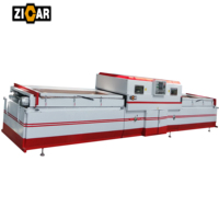 ZICAR vacuum membrane press machine/ membrane machine/membrane press machine Woodworking machine TM2480B