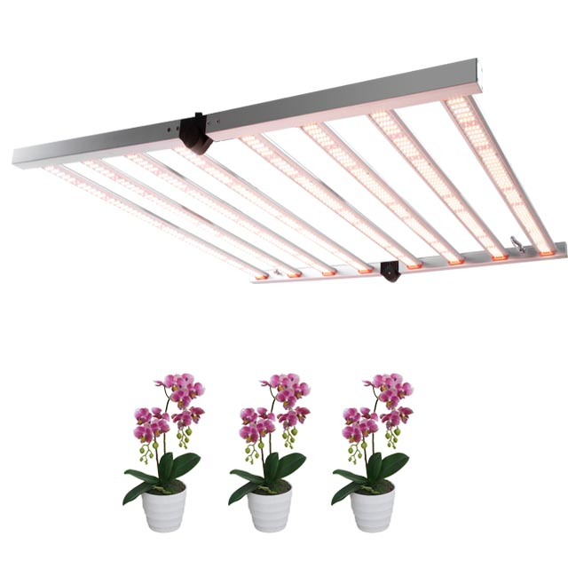 Bloom board QB11 XP-E2 660nm+730nm Emerson effect led Grow Booster Strip light with MW driver and heatsink