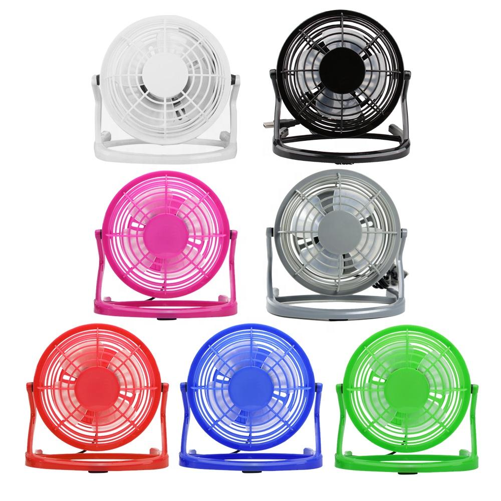 Hot Sale Non Battery Fan Desk USB Mini Fan