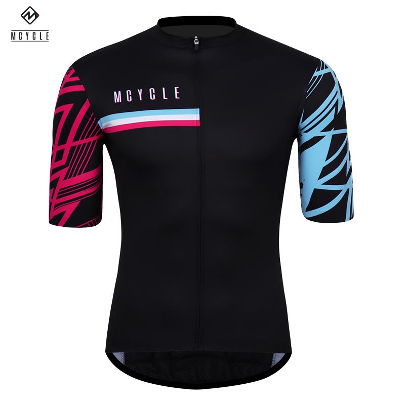 Özel Tam fermuar Hızlı Kuru Süblimasyon bisiklet üstleri jersey bisiklet kıyafeti