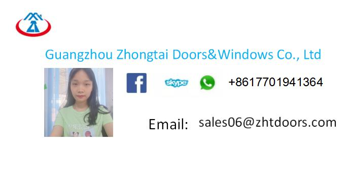 product-Zhongtai-W2500H3000mm China Automatic Industrial Lift Sectional Steel Door-img-3