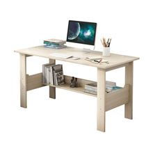 Moderne Holz Möbel Weiß Holz Workstation Studio Home Office PC Laptop Computer Arbeits <span class=keywords><strong>Studie</strong></span> Schreibtisch