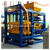 auto hydraulic paver concrete block brick making machine price
