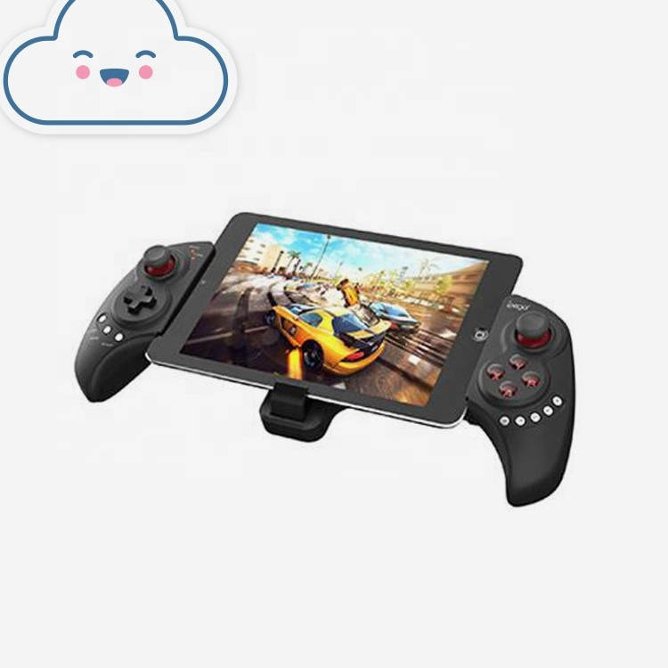 Ipega pull retractable gamepad <strong>Bluetooth</strong> wireless game <strong>controller</strong> eat chicken handle tablet <strong>Android</strong> IOS universal