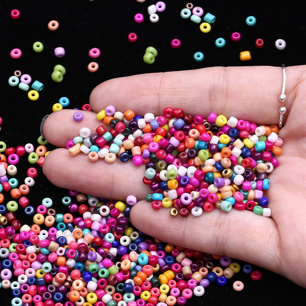 XULIN 6/0 de vidrio 15/0 Miyuki semilla perlas para joyería haciendo
