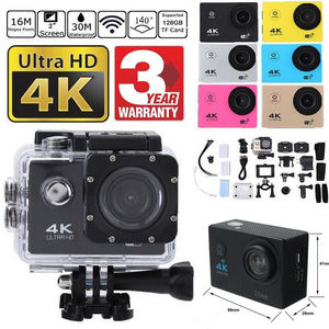 2 inch SJ9000 Wifi 4K 1080P Ultra HD Sport Action Camera DVR DV Camcorder 30M Waterproof Helmet Camcorder