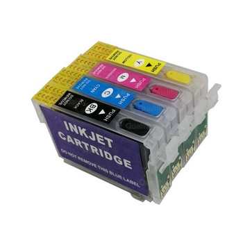 T200 inkjet printer refill ink cartridge for Epson  XP200/XP300/XP400/XP310/XP410/XP510  WF2520/WF25