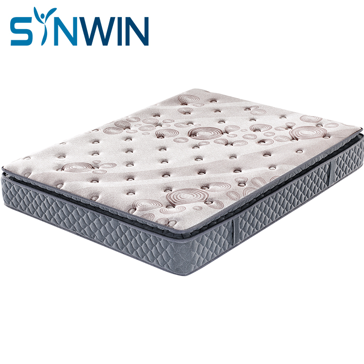 27cm pillow top memory foam bonell spring roll up mattress manufacturer customized size mattress